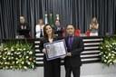 """""""Cia de Dança Adriana Silva"""" recebe Diploma de Méritos em Tarefas Comunitárias"""