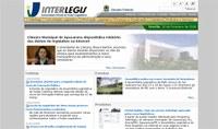 A Câmara Municipal de Apucarana é destaque no Portal Interlegis