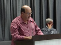 Acessibilidade: vereadores discutem instalação de piso tátil na cidade