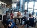 Agosto Lilás: Legislativo e Executivo apresentam ações e programas desenvolvidos em Apucarana à rede Muffato