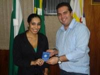 Alcides Ramos apresenta Projeto que beneficia as pessoas ao primeiro emprego.