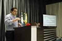 Alcides Ramos realiza primeira prestação de contas da gestão