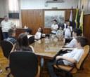 Alunos do Colégio Platão visitam a Câmara Municipal