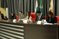 Alunos do Nilo Cairo realizam primeira Câmara do Estudante
