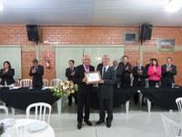 Amevi recebe Moção de Aplausos da Câmara de Apucarana