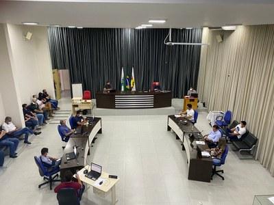 Após eleições municipais, Câmara de Apucarana realiza sessão ordinária e três projetos estão na pauta