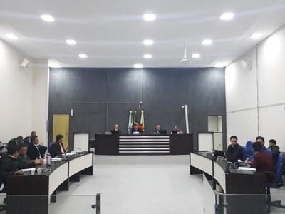 Após recesso parlamentar, Câmara realiza Sessão Ordinária com três projetos em pauta