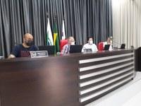 Aprovado projeto que revoga banco de horas na Câmara de Apucarana