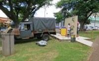 Apucarana inaugura monumento dos Expedicionários nesta terça