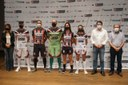 Apucarana Sports apresenta jogadores e comissão técnica para o Campeonato Paranaense