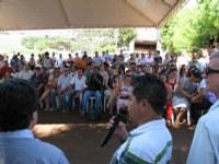 Asfalto é entregue no jardim Colonial em Apucarana