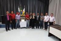 Atleta Jarbas Passos recebe homenagem na Câmara de Apucarana
