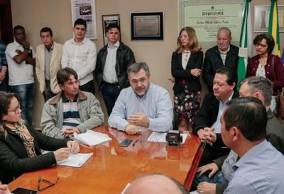 Autorizada obras de reformas nas UBS's de Correia de Freitas, São Pedro do Taquara e Vila Regina