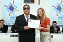 Câmara entrega Diploma Prêmio de Eficiência ao Instituto do Cego de Apucarana