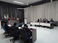 Câmara informatiza plenário