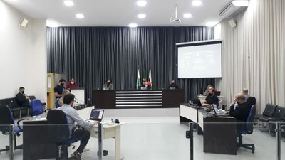 Câmara realiza 1ª Sessão Ordinária de junho