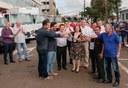 Com o prefeito Beto Preto, vereadores entregam novos veículos para saúde e educação