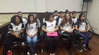 Diplomados os novos vereadores do Parlamento Jovem de Apucarana