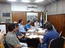 Diretoria da Sanepar reúne-se com vereadores de Apucarana