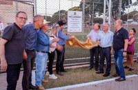 Meu Campinho é inaugurado no Pirapó