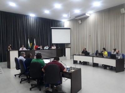 Em sessão ordinária, Câmara aprova Moções de Aplausos, projetos de lei e requerimentos