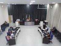 Em Sessão Ordinária, vereadores aprovam 48 Projetos