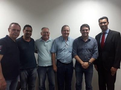 Fernando Garcia é reconduzido ao cargo de chefe da 15ª Ciretran de Apucarana
