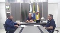 Jacovós se reúne com Molina na tarde desta sexta-feira e apresenta os recursos que liberou para Apucarana