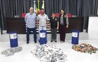 Lacre do Bem: 2º repasse é feito ao Lions Clube Apucarana Vitória Régia