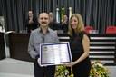 Lar São Vicente de Paulo recebe Diploma de Méritos em Tarefas Comunitárias da Câmara de Apucarana