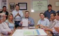 Nova licitação para o Centro de Iniciação Esportiva foi autorizada pelo prefeito