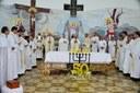 Padre Albertinho comemora Jubileu de Ouro Sacerdotal