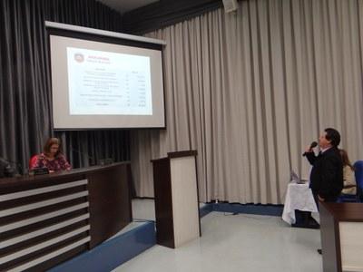 Prestação de Contas referente ao mês de Maio antecede 19ª Sessão Ordinária na Câmara de Apucarana