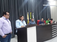 Representantes do Sesc, Senac e Sivana pedem apoio aos vereadores contra retirada de recursos do Sistema S