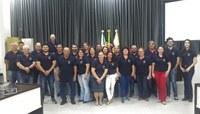 Servidores já trabalham uniformizados na Câmara de Apucarana