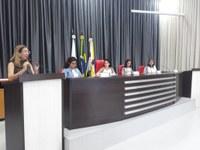 Vereadores do Parlamento Jovem realizam Sessão Ordinária e apresentam 10 Projetos de Lei