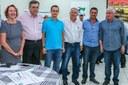 Vereadores Gentil e Poim anunciam ordem de serviço para obras de reformas no Colégio Cerávolo