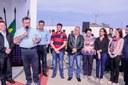 Vereadores participam de entrega do CRAS no Distrito de Vila Reis